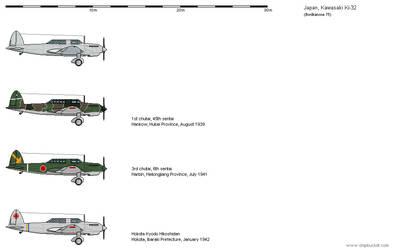 Kawasaki Ki-32 [JA-OTL] by the-roast