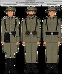 60. Gebirgsjaeger-Bataillon 'P. Kruger' [DE-AH]
