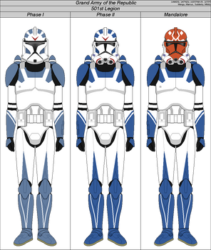 501st Jetpack Troopers [SW]