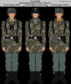 Medal of Honor: Airborne Luftwaffe [DE-OTL]