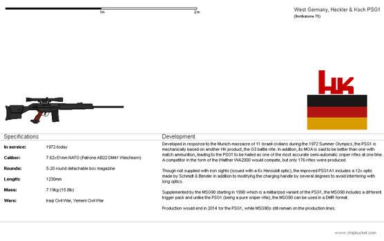 Prazisionsschutzengewehr 1 [DE-OTL]
