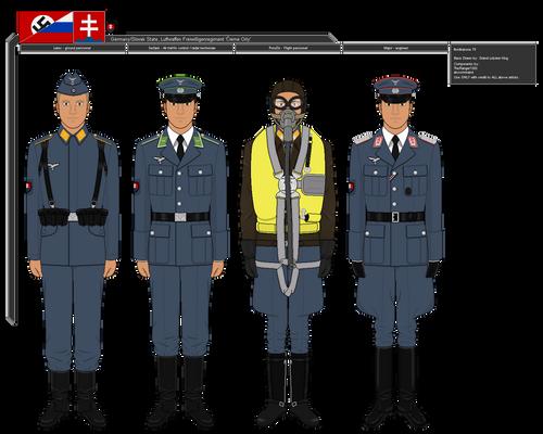 1. Slovenska Letecka Divizia 'Cierne Orly' [SK-AH]