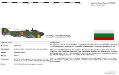 Savoia-Marcheti SM.79B [BU-AH]