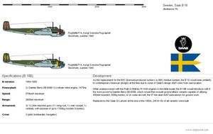 Saab B 18 [SE-OTL]