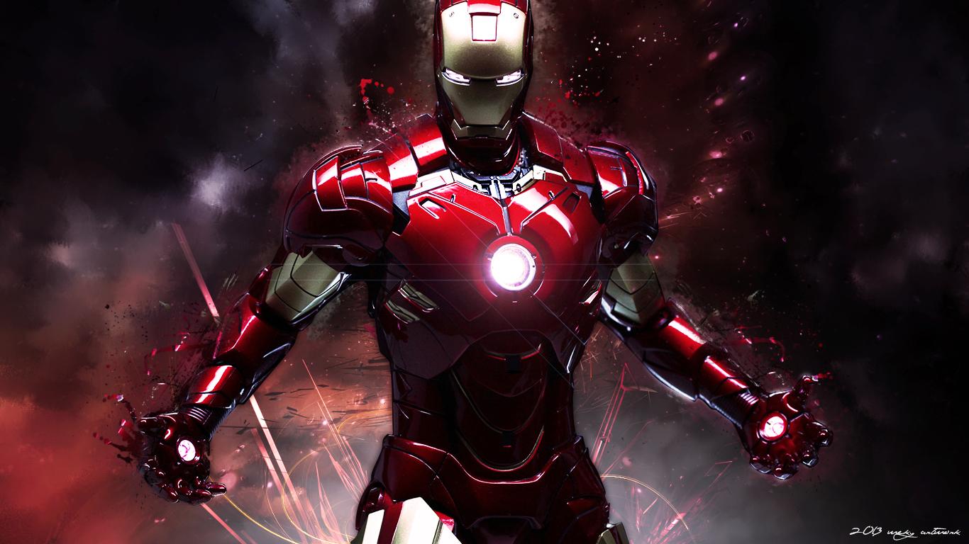 Ironman by wekyx on deviantart - Iron man cartoon download ...