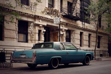 Old Car in Brooklyn