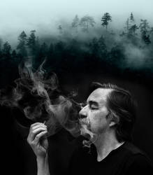 Mister Smoke by leahlahey