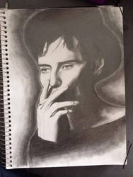 Michael Fassbender sketch