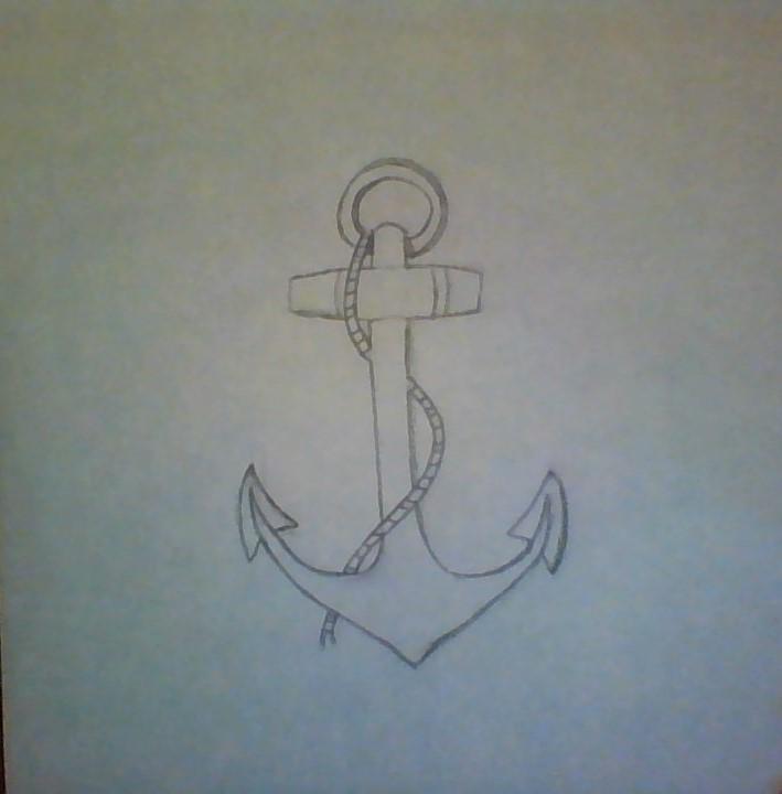 Anchor by Anna-Gracie