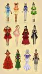 AVATAR Fashion by lady-leliel