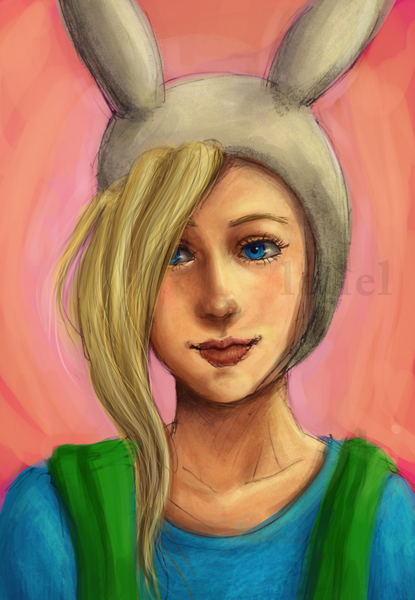 oh fionna by lady-leliel