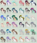 Pony Point Adopts .:1 POINT EACH:.