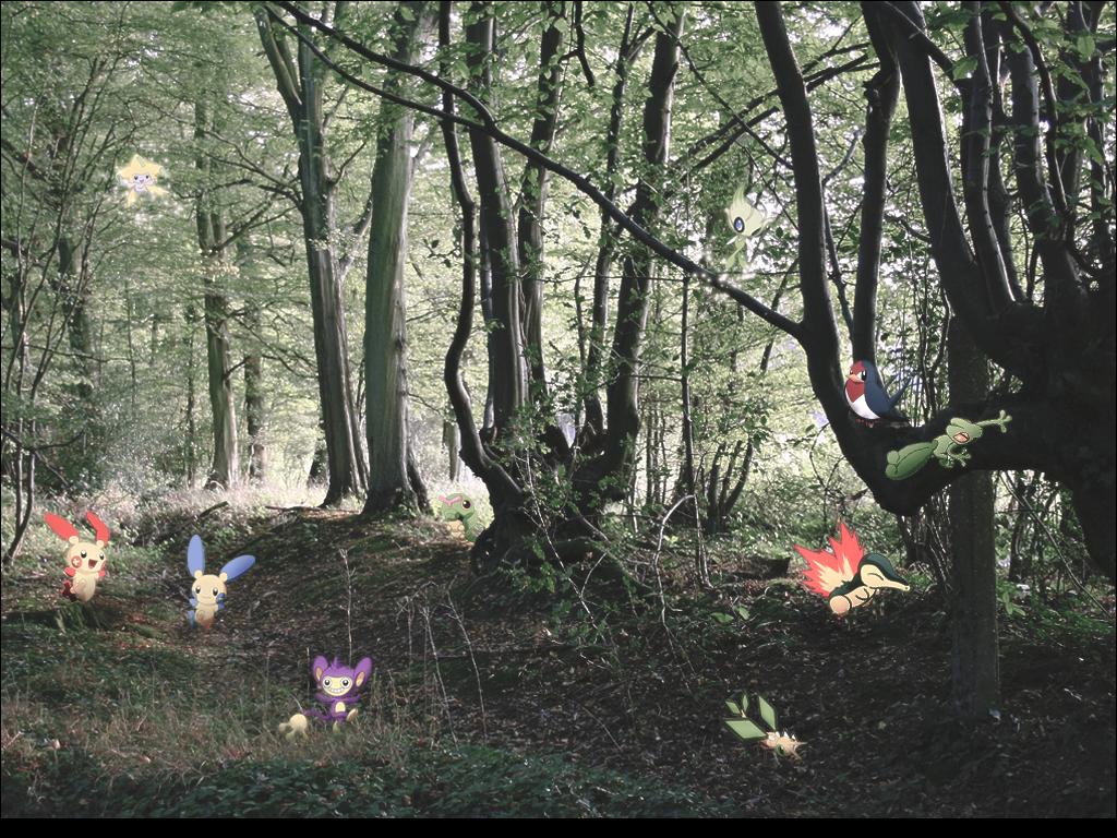 Mundo Pokemon 2 by redoks