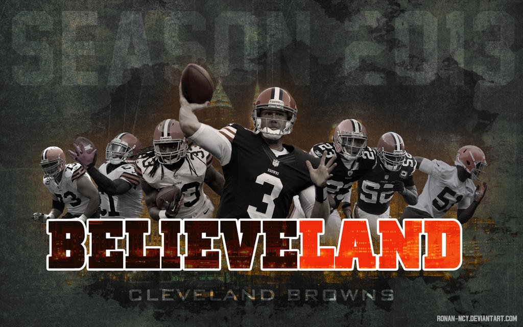 cleveland browns wallpaper by ronan ncy on deviantart