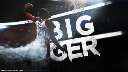John Wall : Bigger