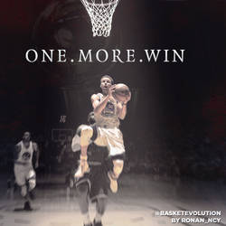 Stephen Curry : One More Win by rOnAn-Ncy