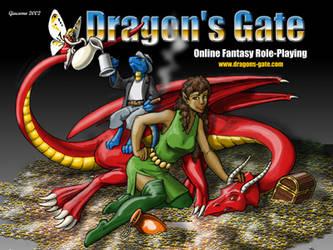Dragon's Gate Poster