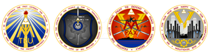 The Four Ministries of Oceania