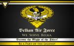 Belkan Air Force Wallpaper (In English)