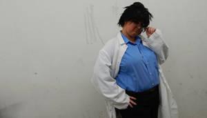 Scientist Yusei-really?