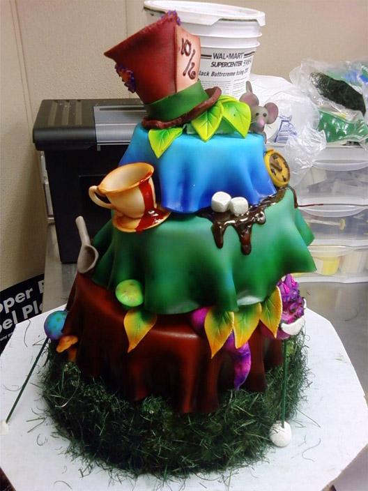 Mad Cake by Meikiana
