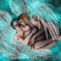 Supernatural Destiel 'Seet Memory' by noji1203