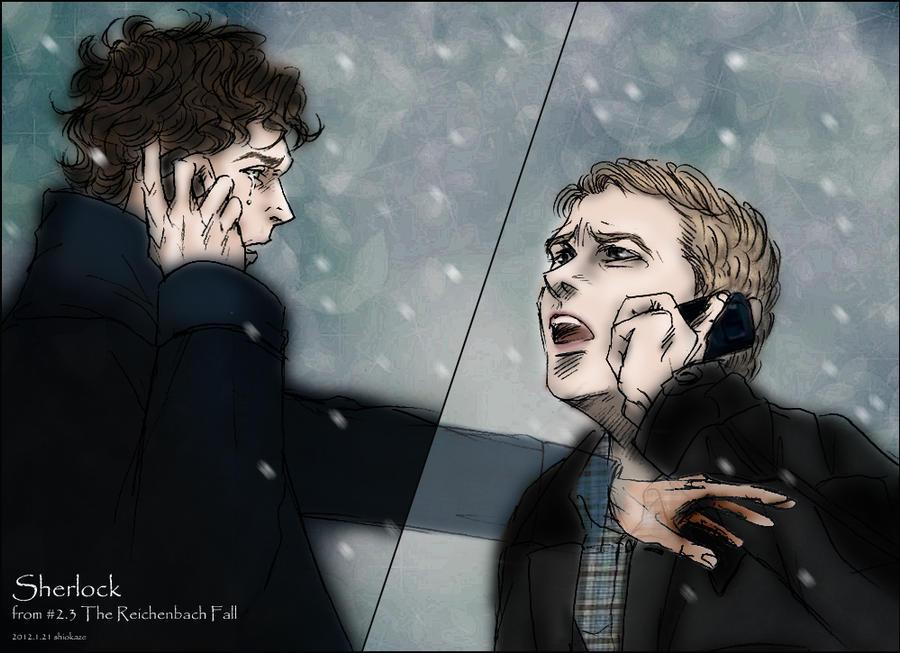 Sherlock S2EP03 image-illust by noji1203