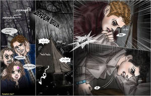 Supernatural Destiel 'Brokeback Purgatory 2' by noji1203