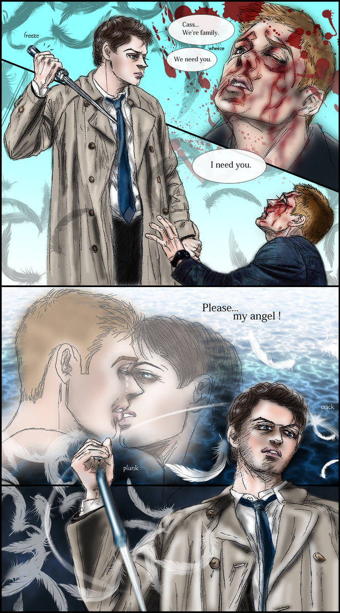 Supernatural S8.17 Destiel fanfic :I need you by noji1203 ... Supernatural Fanfiction