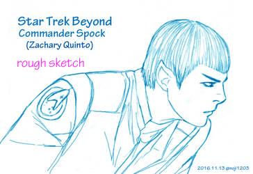 Star Trek Beyond Spock #2