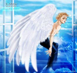 X-Men: Apocalypse Angel(Ben Hardy)