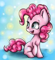 Cute Pinkie Pie by GaelleDragons