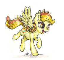 Little Flame by GaelleDragons