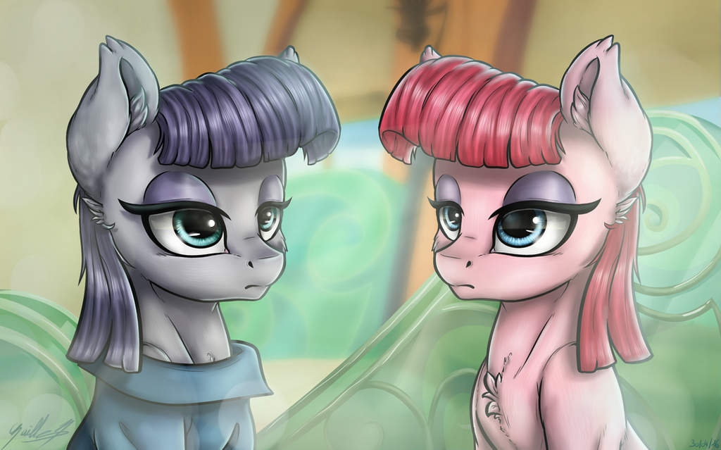 Maudification (+speed paint) by GaelleDragons