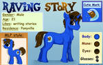 [Gift] Reference Raving Story