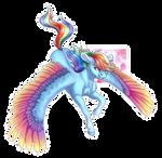 Rainbow Dash (+SPEEDPAINT) by GaelleDragons