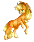 Applejack full body