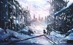 [Commission] Cold (+SPEEDPAINT)