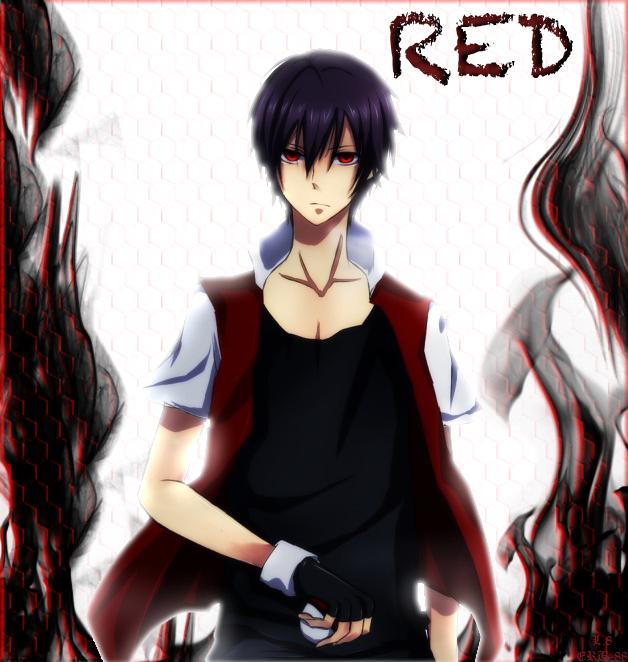 Red Pokemon by Eru-88