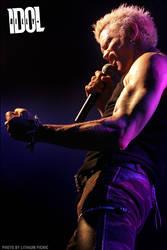 Billy Idol by lithiumpicnic
