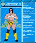 All-Star Wrestling: Johnny X