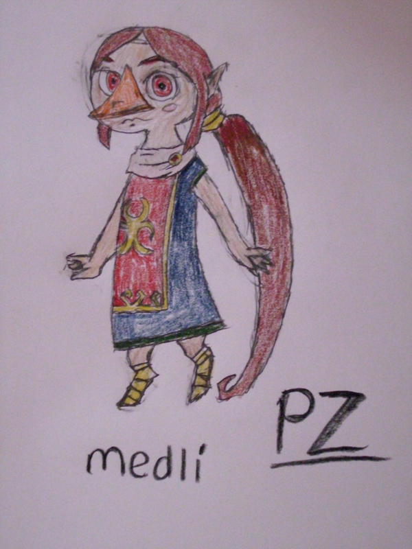 Medli by Princess-Selia
