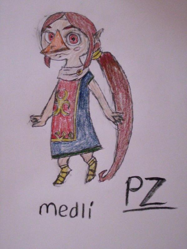 Medli by Princess-Selia
