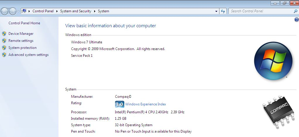 Upgrading A Pentium 4 Solved Graphics Cards