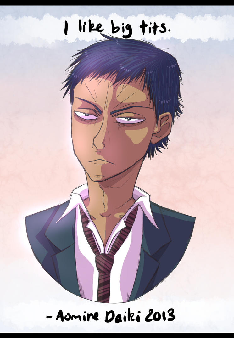 AOMINE by Panneh