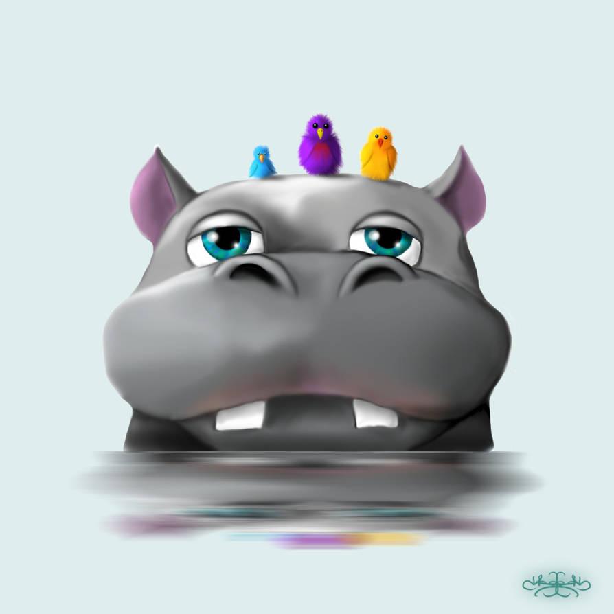 Birdy Hippo