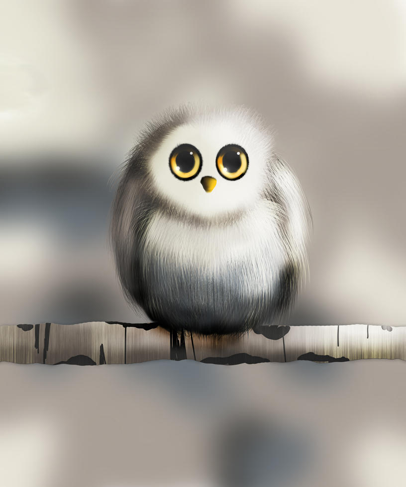 Mr Owl by Hazey1988