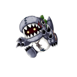 Master Ex-Tyranomon