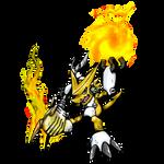 Gold Shoutmon