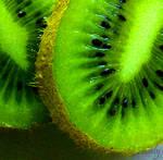 Kiwi Closeup by Avaly